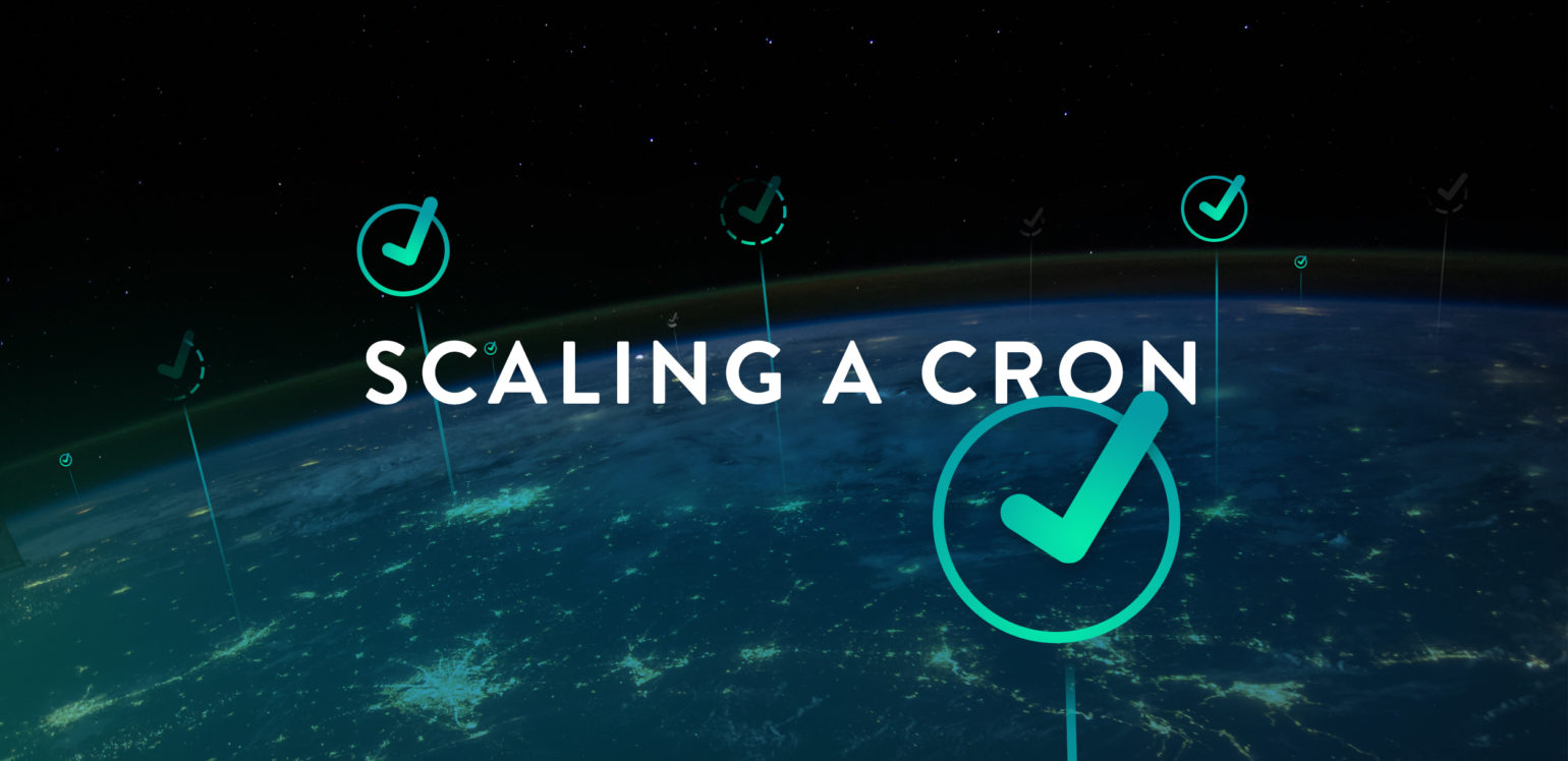 Scaling a Cron: Checking Hundreds of Sites Every Minute