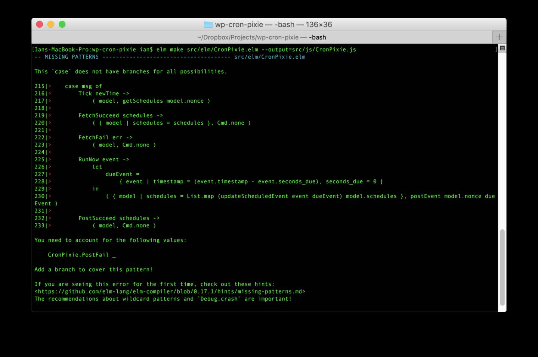 wp-cron-pixie-elm-compiler-error