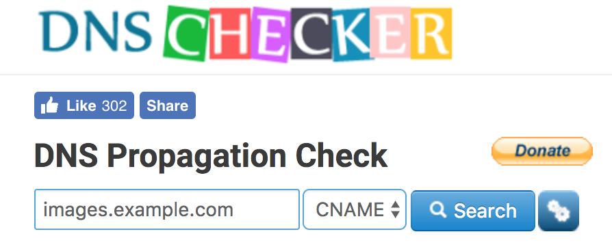 Checking DNS Propagation with dnschecker.org