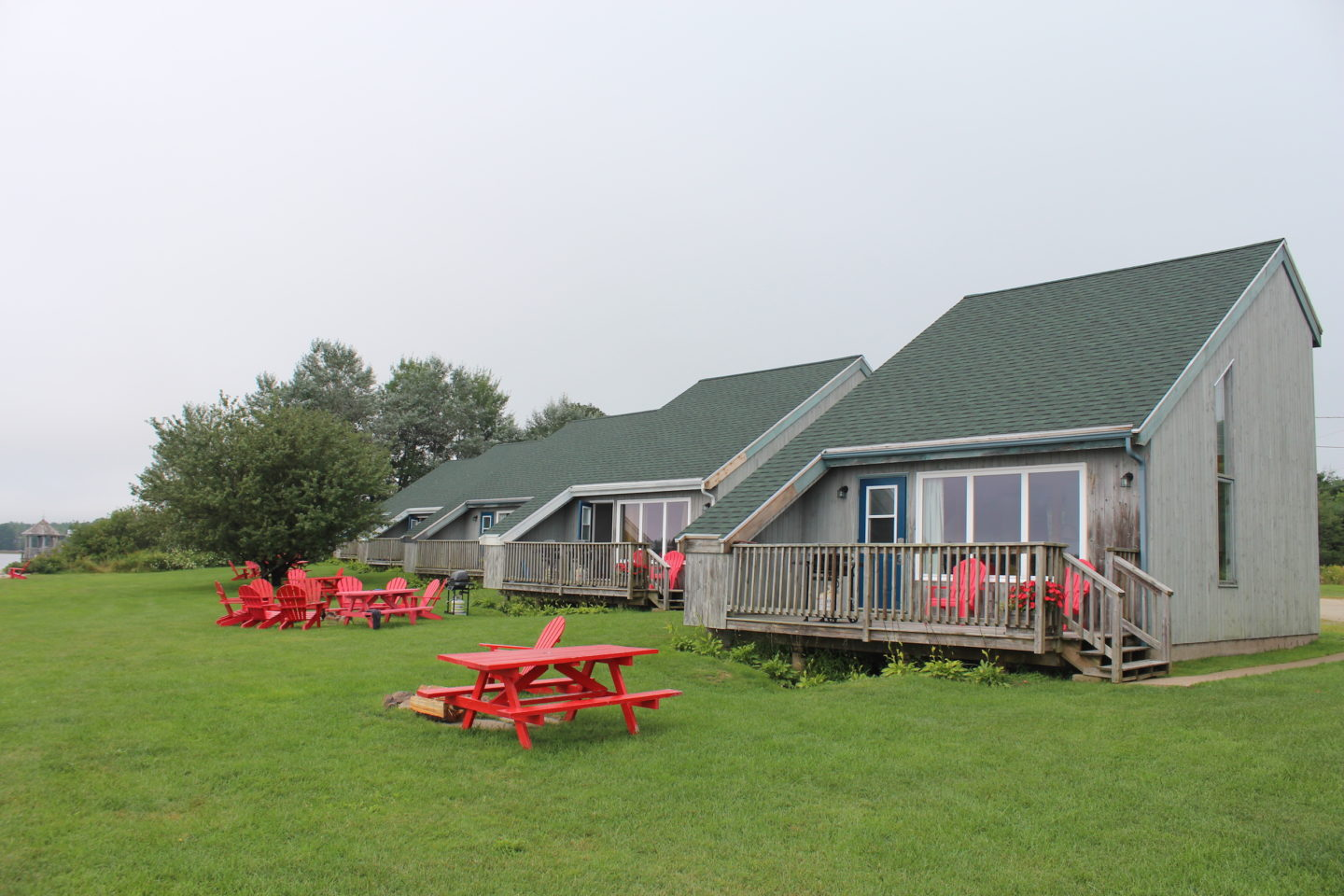 Our Nova Scotia chalets
