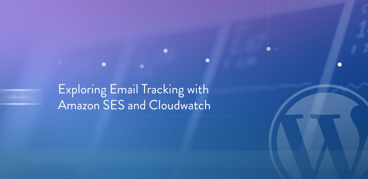 Exploring Email Tracking with Amazon SES and CloudWatch