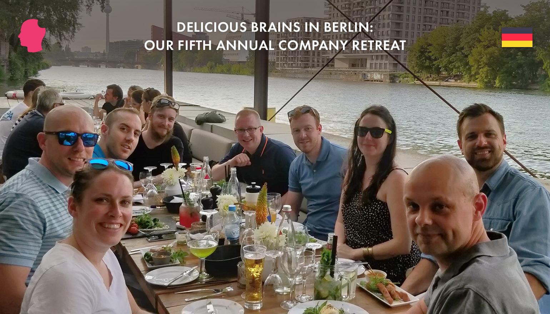 Delicious Brains team