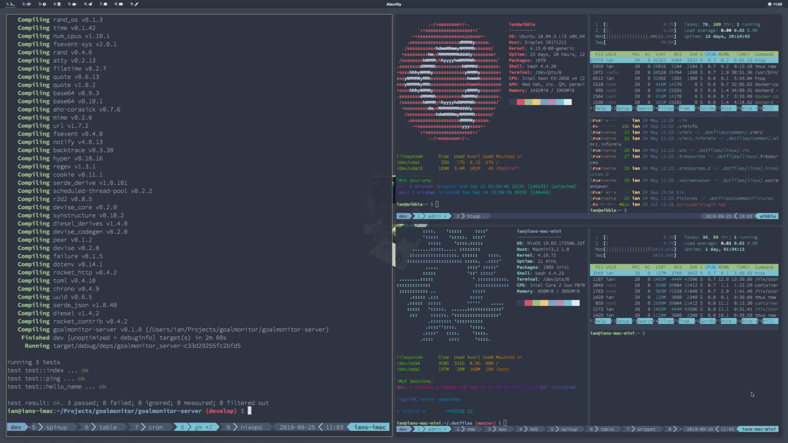 tmux resized alongside other windows with zoomed pane