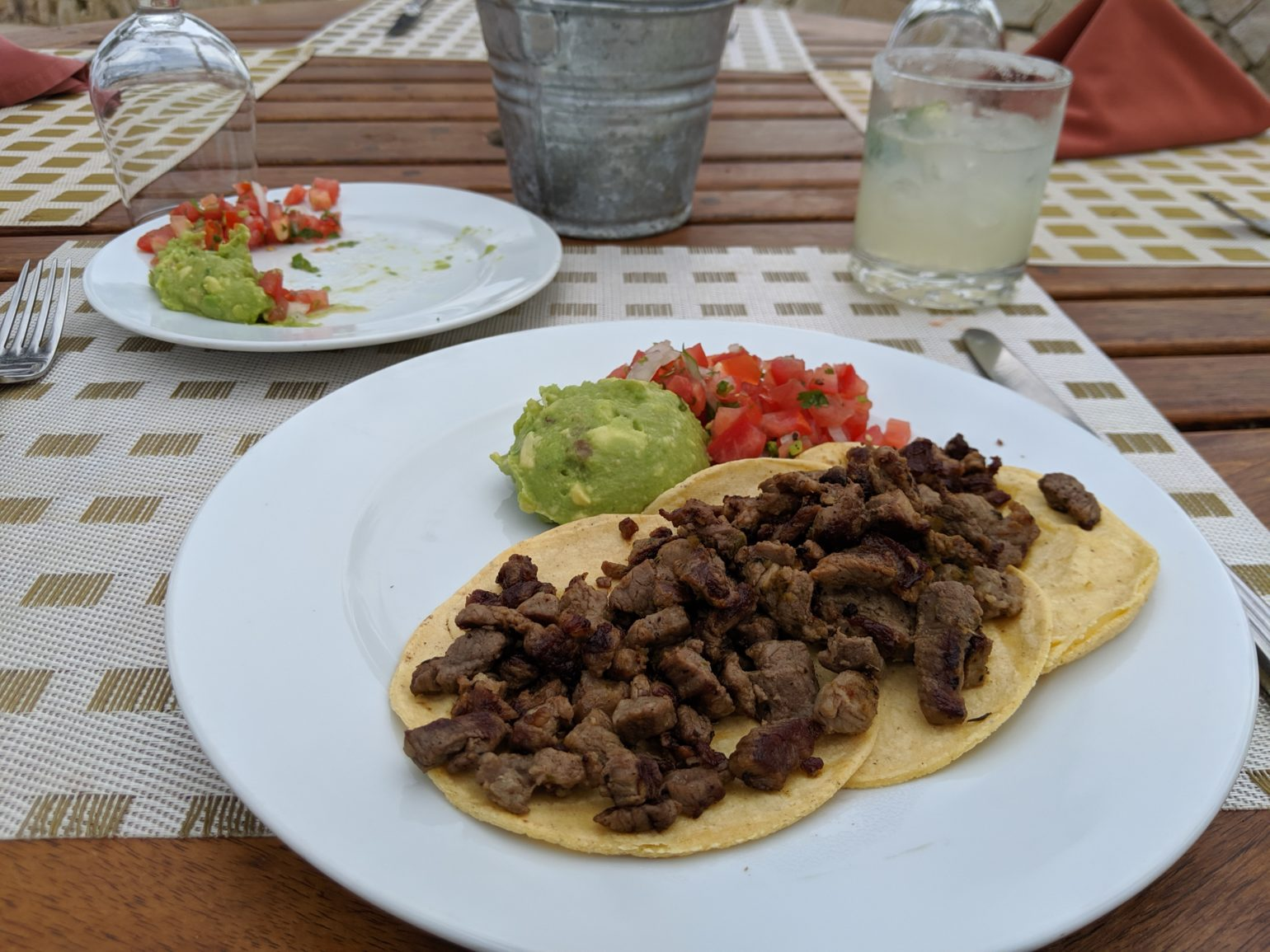 Photo of beef tacos